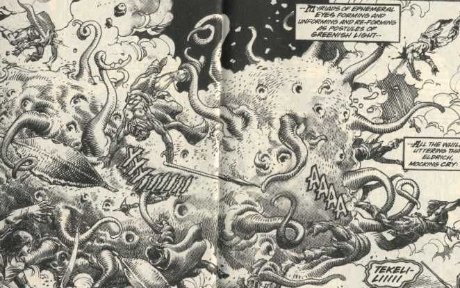 Conan And The Cthulhu Mythos